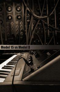 COTK Model 15 vs Model D