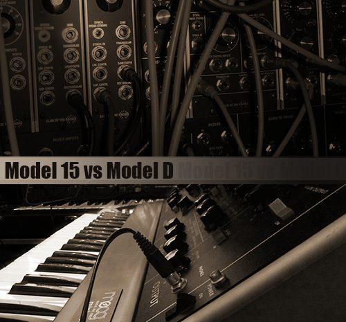 synthblog.de - COTK Model 15 vs Model D
