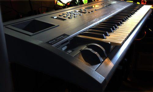 ENSONIQ - ASR-10 - der Synthesizer im Sampler - ASR-10 Seite